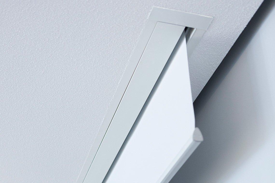 projektionsfl chen leinwand f r beamer vav. Black Bedroom Furniture Sets. Home Design Ideas