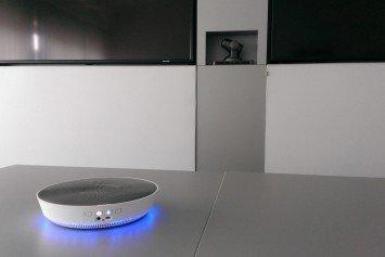 Drahtloses Audiokonferenzsystem