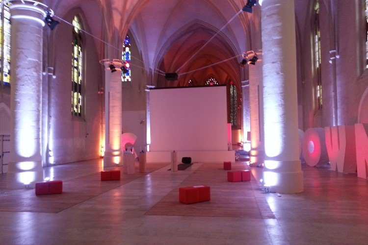 Medientechnik Kirche