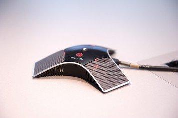 Richtmikrofon für Videokonferenz