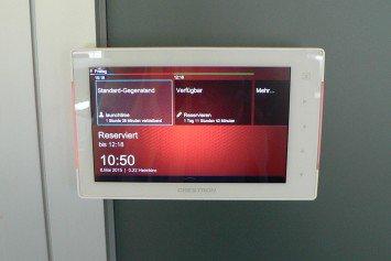 Softwarlösungen für Konferenzraum-Buchungungssystem