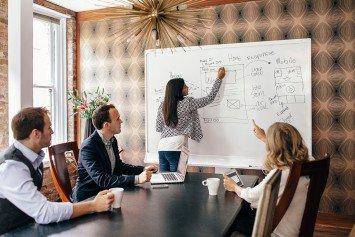 Smart kapp 84 interaktives Whiteboard