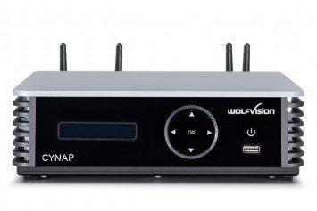 Cynap Kollaborationslösung von WolfVision
