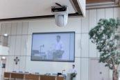 Live Bild Übertragung Sitzungssaal