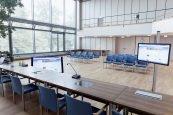 Medientechnik Sitzungssaal