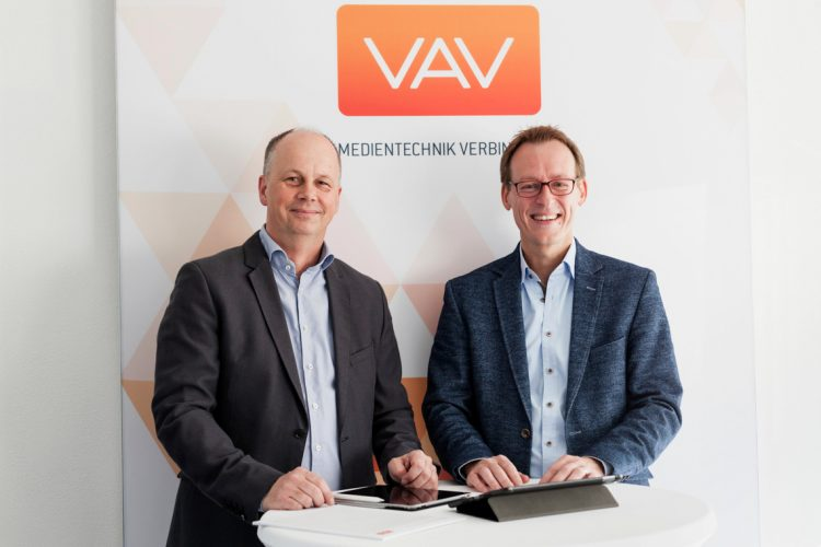 Geschäftsführung VAV Medientechnik