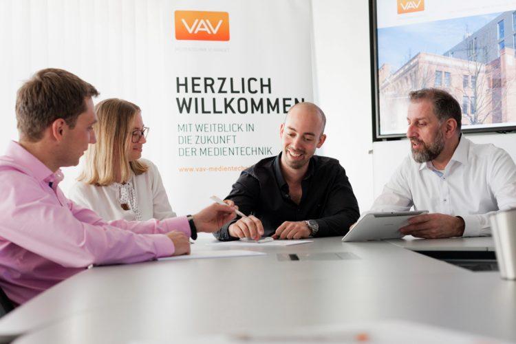 Team VAV Medienechnik