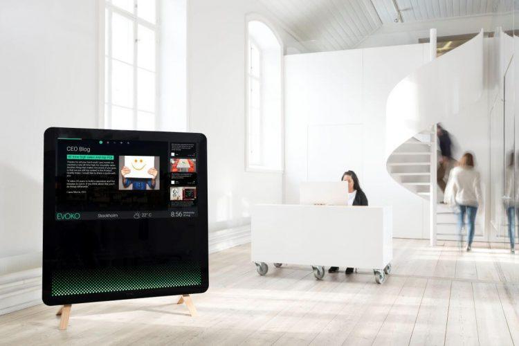 Evoko Pusco Floor Informationssystem