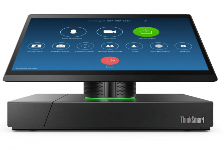 Konferenzsystem ThinkSmart Hub 500 von Lenovo
