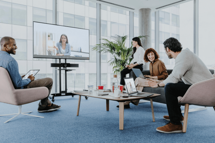 BYOD - ClickShare funktioniert auf allen Geräten